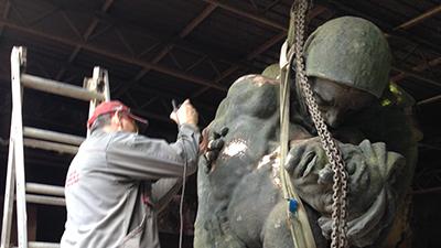 Restauracija skulptura